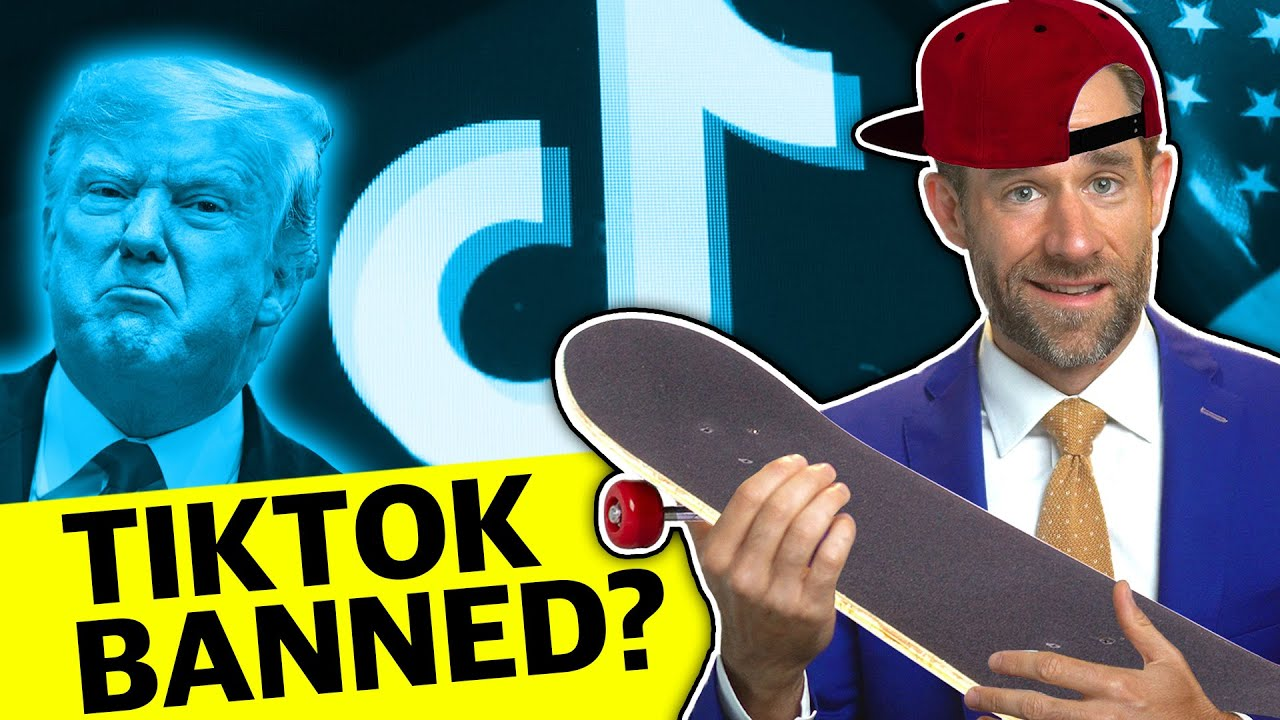 Can the President Ban TikTok?   LegalEagle's Real Law Review