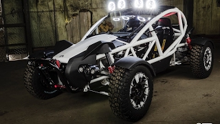 Ariel Nomad at Ace Performance