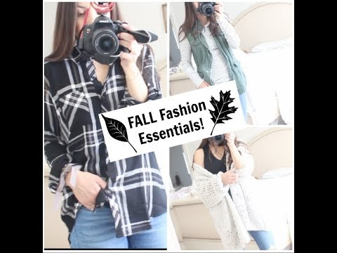 FALL Fashion Haul & Try On!