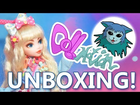 DollMotion Unboxing: Fun Package from the Netherlands!