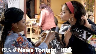 Hair Braiders In New Jersey Are At Constant Risk Of Losing Their Jobs (HBO)