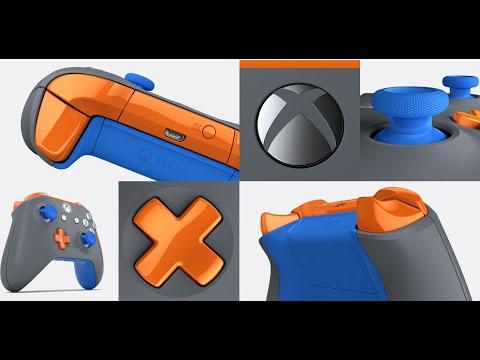Creating My Xbox Design Lab Controller