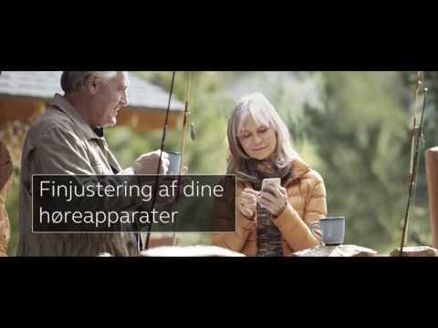 ReSound Assist - finjustering af dine høreapparater, uanset hvor du er