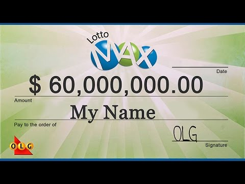 How to Win Lotto Max - Powerful Lotto Winning Affirmation