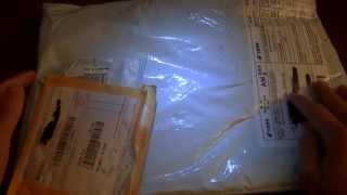 Ծանրոց Ebay_ից և Aliexpress_ից №85,№86,№87,№88 4 փաթեթներ (Посылка из Китая)