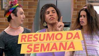 Download RESUMO DA SEMANA | Tô de Graça | Final de Temporada | Humor Multishow Video