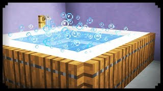 ✔ Minecraft: How To Make A Bubblebath