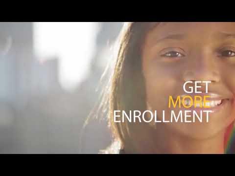 How to get more enrollment in Kenya , Uganda , Rwanda and Tanzania