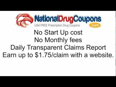 Free Rx Card Distribution Affiliate Program