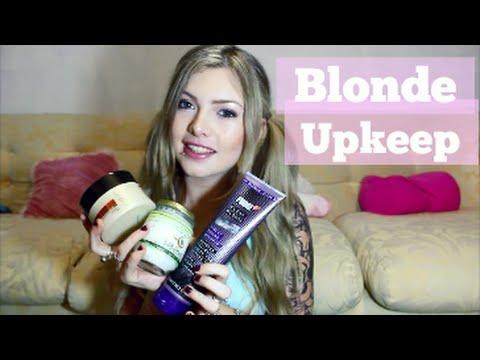 How to Upkeep Blonde Hair & Remove Orange/Yellow Tones