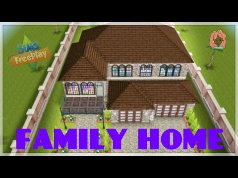 Sims Freeplay - Family House