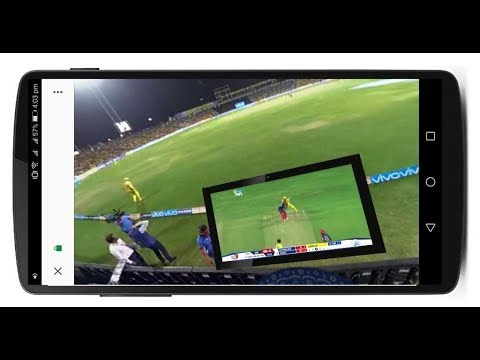 Watch Live IPL Match in 360 Degree-Hindi