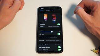 iOS 13: Dark Mode einrichten und sinnvoll nutzen