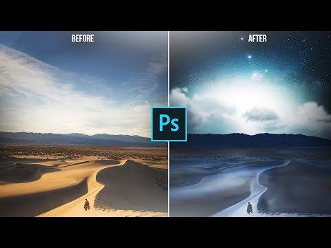 Photoshop speed edit | make visual effect photoshop art LIKE KELLANS WORLD & VISUALS OF JULIUS