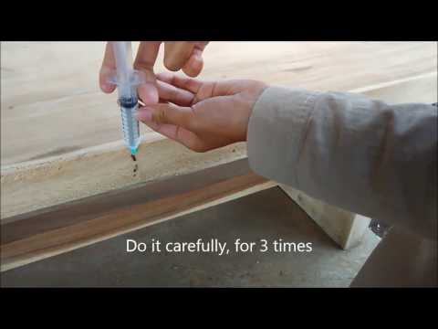 How to wipe out insect in wooden furniture? - Wood Worker Tips