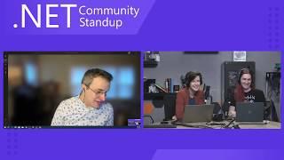 Visual Studio: .NET Community Standup - Jan. 23 2020 - Visual Studio!
