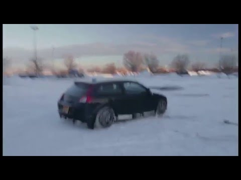 How To Drive In Snow FWD Edition
