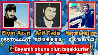 Gece heyatin lezzeti tam başqadi Elcin Azeri Ft Arif Feda Ft Mustafa Nagiyev