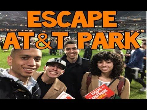 Escape Room AT&T Park