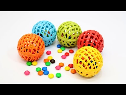 Chocolate Pinata Candy Surprise Balls  How to Melt CANDY MELTS by CakesStepbyStep