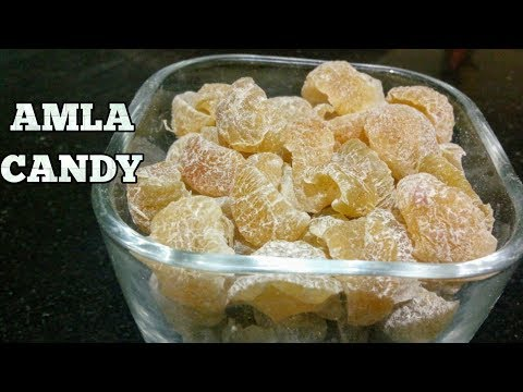 Amla Candy Recipe-Sweet Amla Candy-Dried Amla Candy-Indian Gooseberry candy-Sugar Amla Candy-Hindi