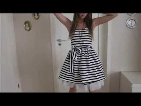 how to make a chic dress