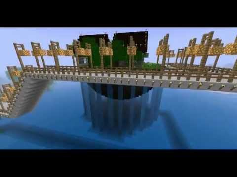 Minecraft - Ilha do Ar