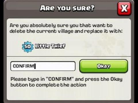 How To Change Clash of Clans Gmail Account (Google and Apple ID) | 100% Work