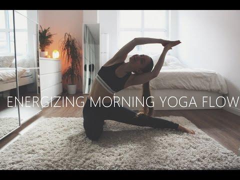 Energizing Morning Yoga Flow  ❤ Wake Up Your Mind & Body