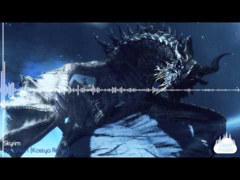 Skyrim - Dovahkiin (Kostya Remix)