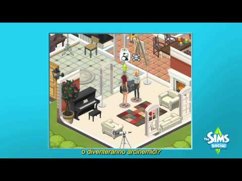 The Sims Social - Video in Italiano