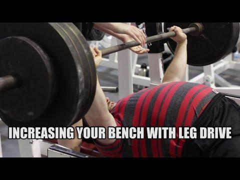 Build a BIGGER Bench With Proper Leg Drive (Ft. Greg Nuckols)
