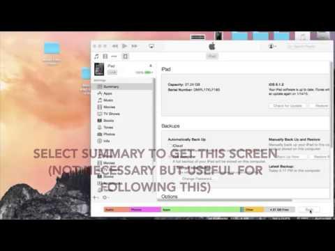Transfer wav files from Mac to iPad
