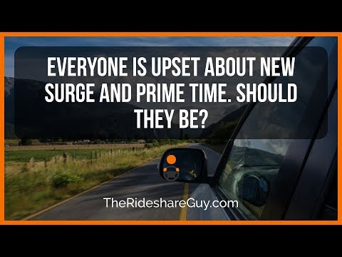 Everyone Is Upset About New Surge and Prime Time. Should They Be? [Christian]