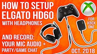 Gaming PC Audio to your Streaming PC With El Gato Capture