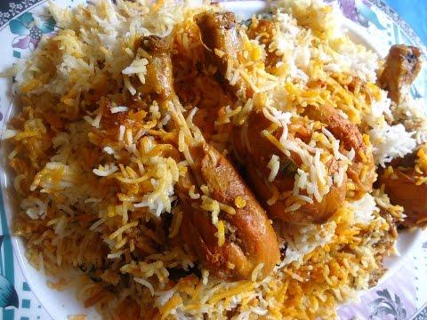 chicken dum biryani recipe in hindi english