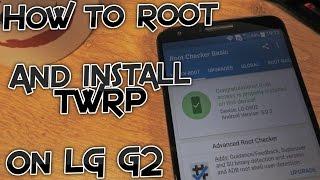 LG G2 LOLLIPOP ROOT+TWRP RECOVERY+CYANOGENMOD 13(6 0) INSTALL