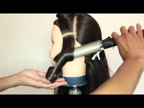 How to get; Soft Glamorous Waves Hair Tutorial by Neil Moodie from Windle and Moodie Salon