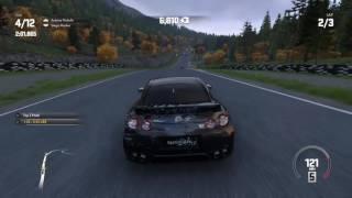 DRIVECLUB Rollover Drift