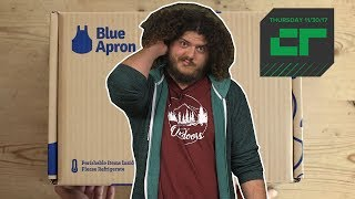 Blue Apron loses its CEO | Crunch Report