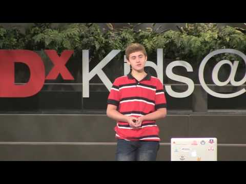 My Autistic X Factor | Brynjar Karl | TEDxKids@ElCajon
