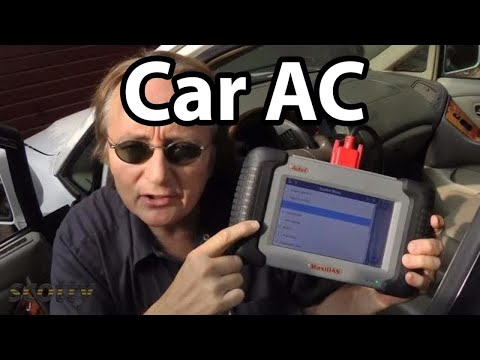 Fixing Modern Car Air Conditioners