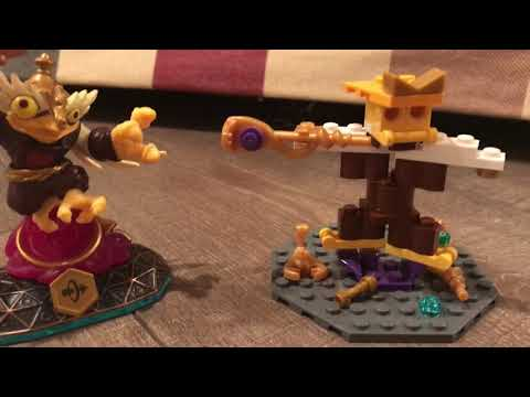 Lego Hoot Loop (Skylanders Swap Force)