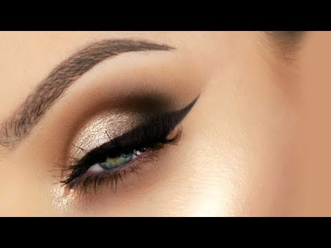 HOODED EYES MAKEUP 'The Soft Socket' Technique | Hooded Eyes Makeup Stephanie Lange