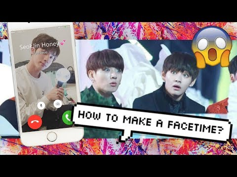 [TUTORIAL] How to make a Fake Facetime? (W/ENG-ESP Subs)