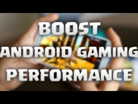 How To Boost Gaming Performance in Android | No Root