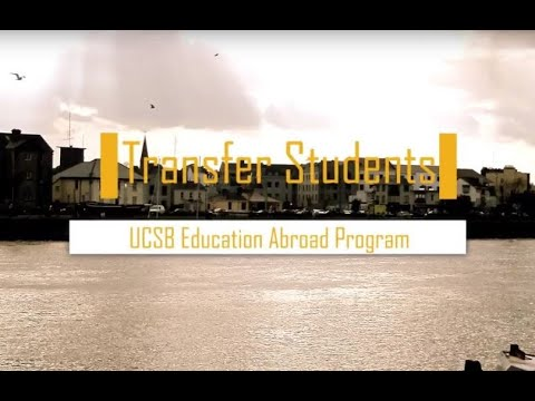 Transfer Students Can Study Abroad