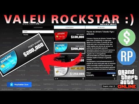 fique MILIONÁRIO no GTA 5 ONLINE com esse serviço da ROCKSTAR