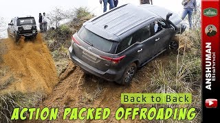 Weekend Offroading   Scorpio 4wd MLD, Fortuner, Pajero Sport, D-Max, Endeavour, Gypsy, Duster