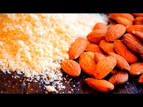 How To Make ALMOND FLOUR At Home ♥ ALMOND FLOUR For MACARON ♥ Tasty Cooking